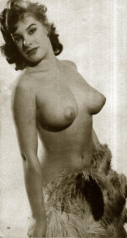 dina merrill nude