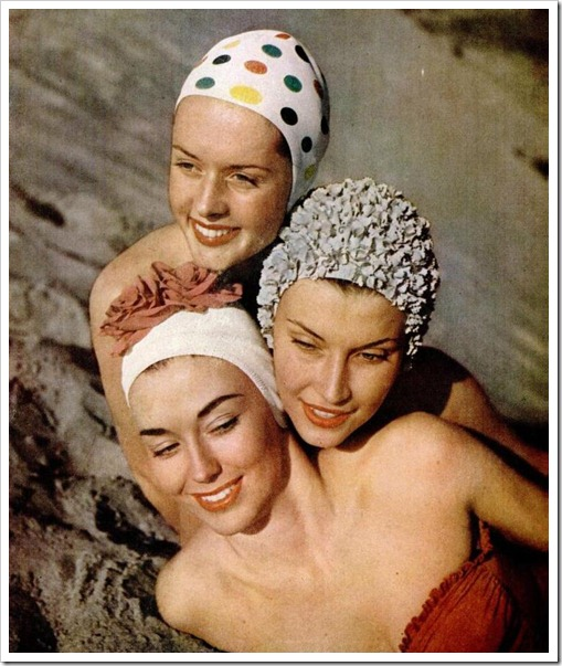 Bathing caps - LIFE 13 feb 1950 2