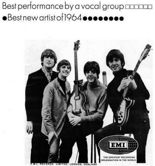 beatles 1 may 196