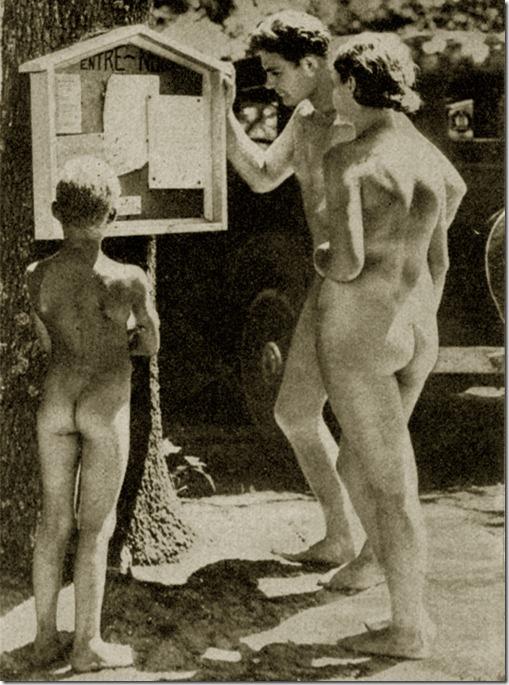 Nudist sun era eden nudism today
