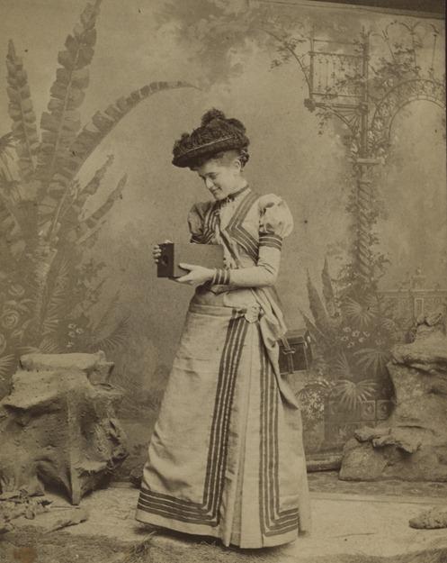The First Kodak Girl