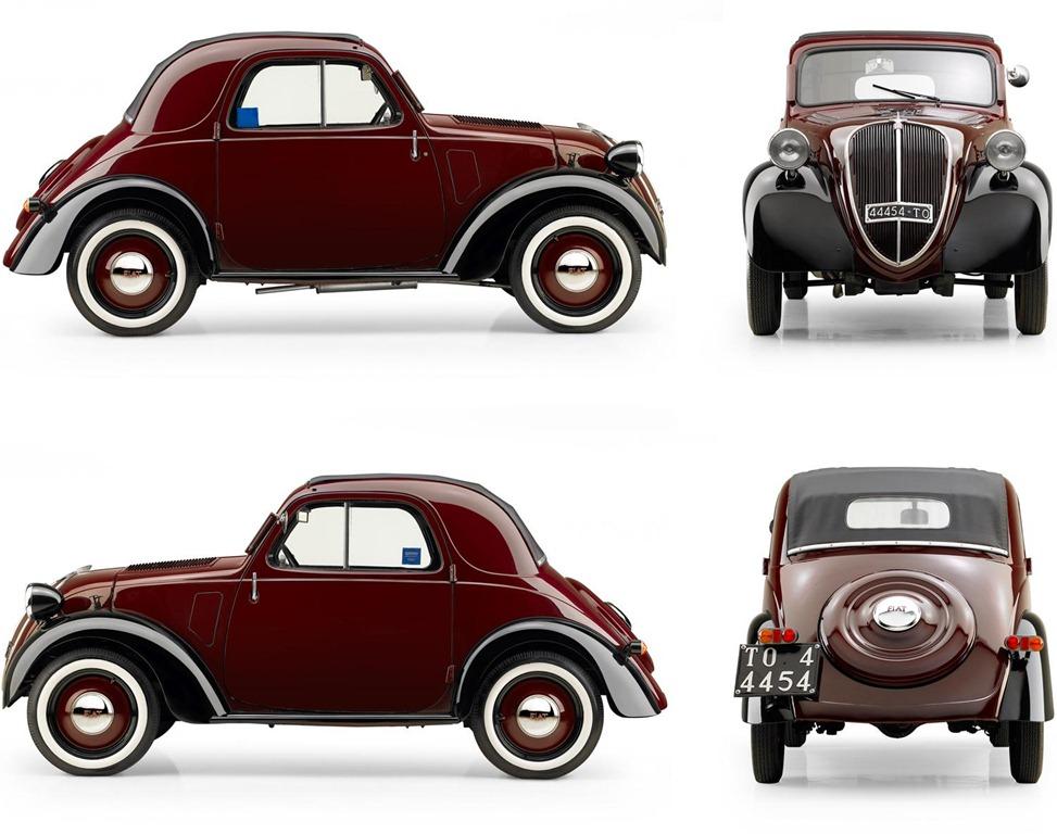 1937 fiat 500 a topolino retrorambling. Black Bedroom Furniture Sets. Home Design Ideas