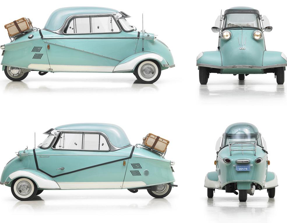 East German  Wheel Car