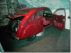 Porsche Typ 12, 1931/32 by Zündapp Nürnberg