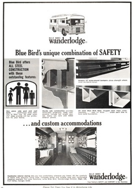 1983 Blue Bird Wanderlodge RV. - 5