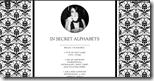 In-secret-alphabeths