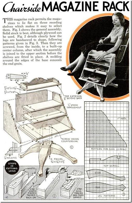 popular mechanics mars 1941