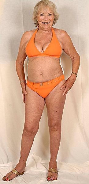 Mature woman phat ass