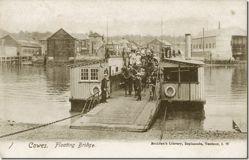 Floating Bridge/Home