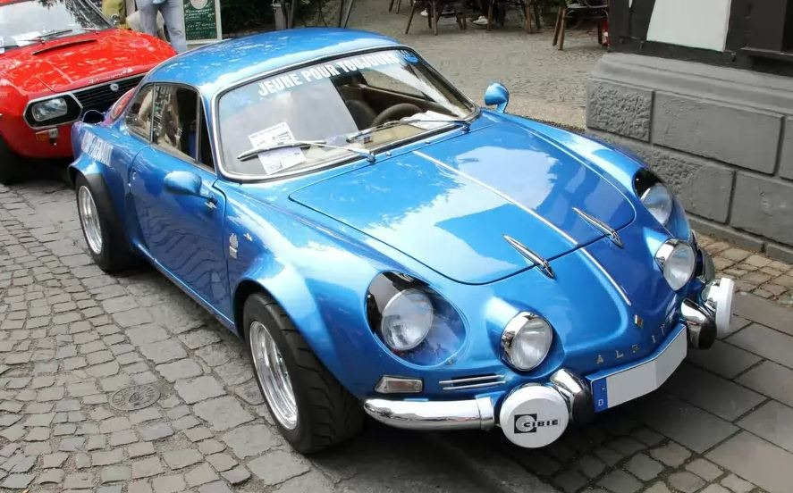 1961 1977 renault alpine a110 berlinette retrorambling. Black Bedroom Furniture Sets. Home Design Ideas