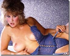Linda Blair by Dick Zimmerman