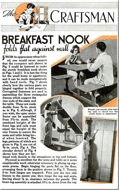 popular mechanics mars 1941 page 1
