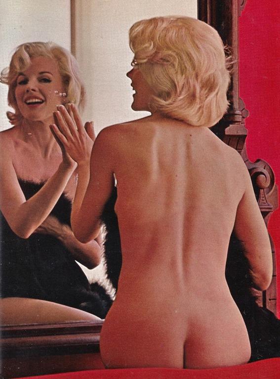 Something is. Nancy carroll nude