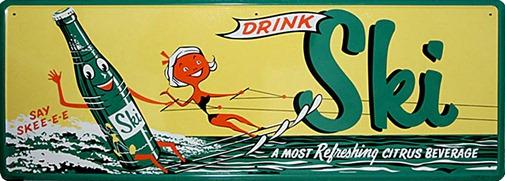 Soda & Soft Drink Saturday - Ski
