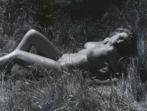 Anita Ekberg Nude