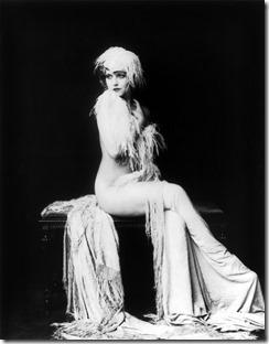 Claudia Dell, Ziegfeld girl, by Alfred Cheney Johnston, ca. 1928 _2