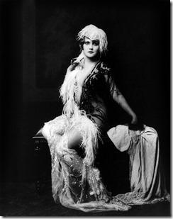 Claudia Dell, Ziegfeld girl, by Alfred Cheney Johnston, ca. 1928