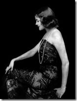 Jeanne Eagels, Ziegfeld girl, by Alfred Cheney Johnston, ca. 1923