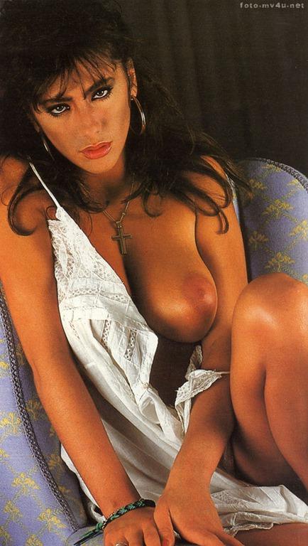 Sabrina italian nude model