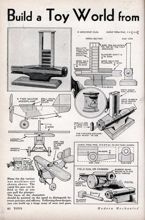 How To Build It jan 1932 01