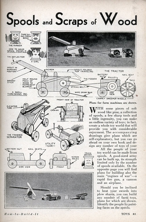 How To Build It jan 1932 02
