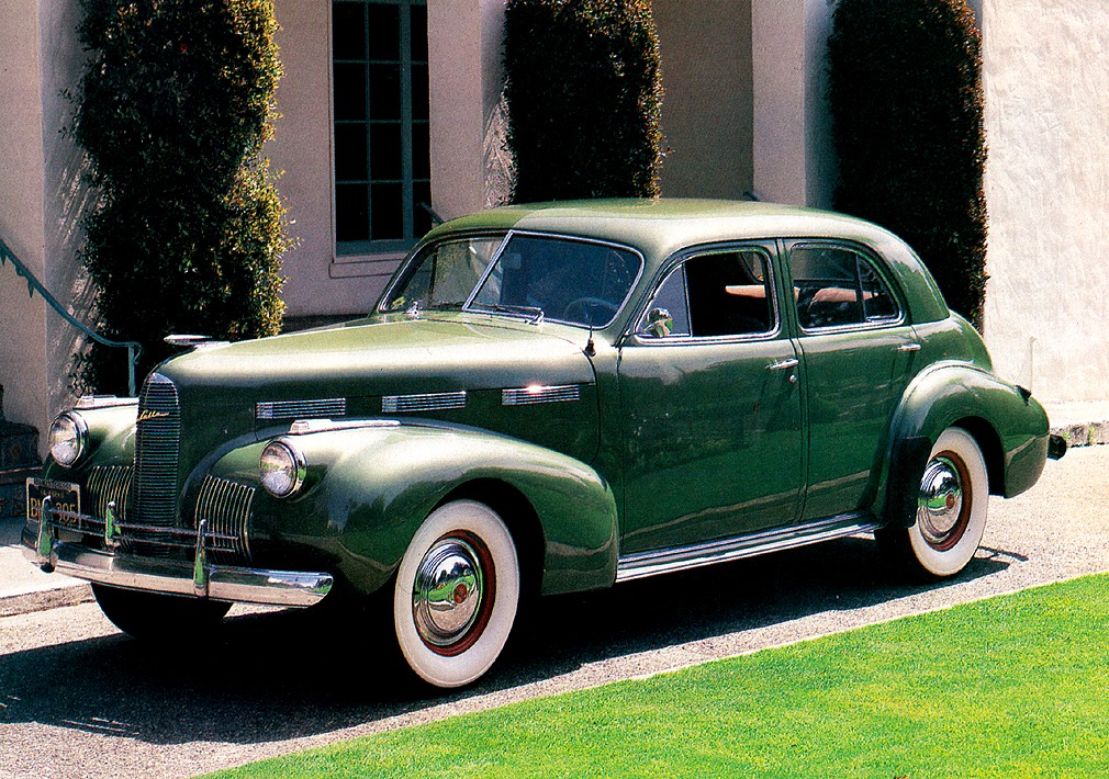 Great American Cars Of The Forties – 1940 LaSalle | Retrorambling
