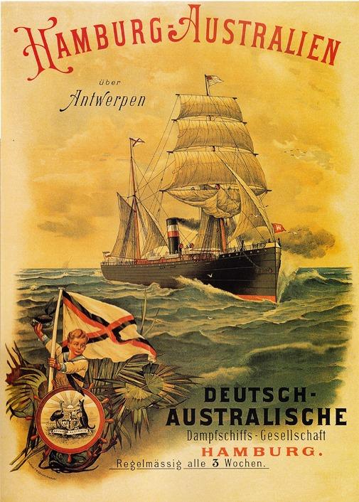 1889_Deutch-Australische Dampfschiff Gesellschaft
