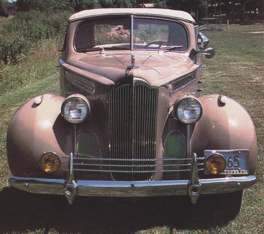 Great American Cars Of The Forties