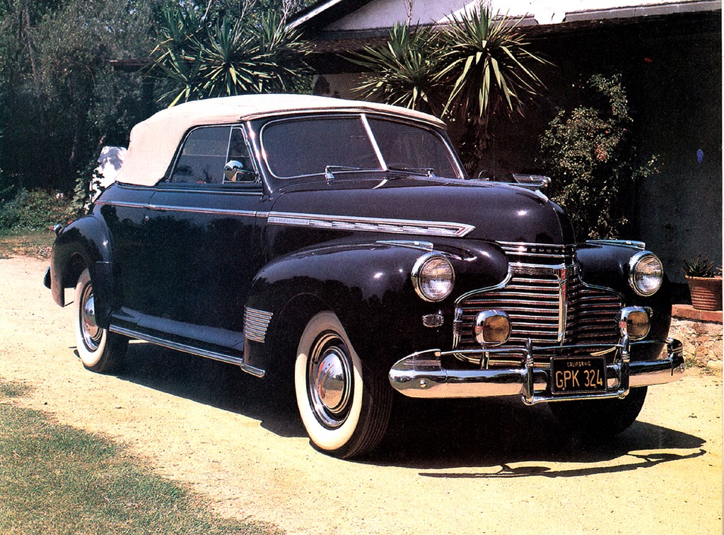 Great American Cars Of The Forties – 1941 Chevrolet | Retrorambling