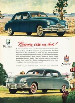 1947 Kaiser-Frazer Ad-28