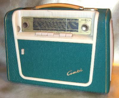 Radionette Combi turkis