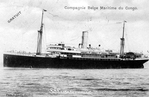 1921_Compagnie Maritime Belge du Congo_12