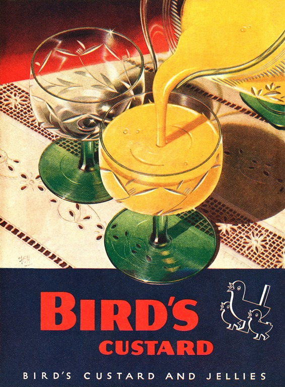 birds eye custard powder instructions