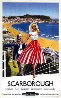 ÔScarboroughÕ, BR poster, 1959.