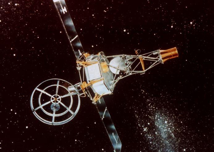 nasa ranger spacecrafts - 640×455